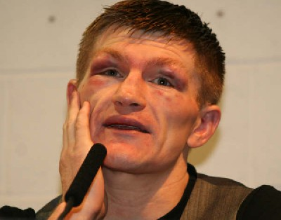 """Homecoming"" Post Fight Press Conference: Paulie Malignaggi & Ricky Hatton Boxing Audio Stream"