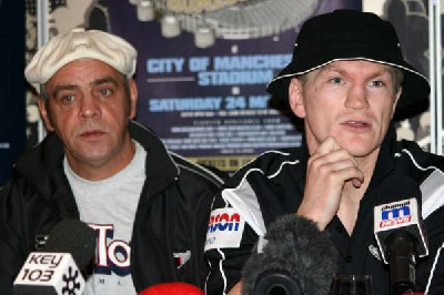Boxing Audio Stream: Ricky Hatton Vs Juan Lazcano Press Conference