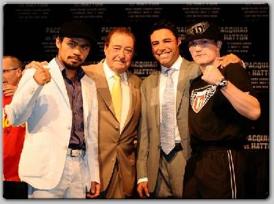HattonPacquiaoFinalLVPC31 Boxing Quotes: Ricky Hatton vs. Manny Pacquiao