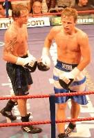 Haye undercard10 Ringside Boxing Report: The Haymaker David Haye v Giacobbe Fragomeni