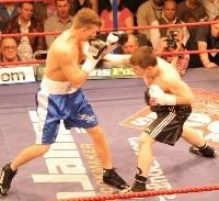 Haye undercard11 Ringside Boxing Report: The Haymaker David Haye v Giacobbe Fragomeni
