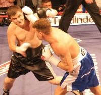 Haye undercard12 Ringside Boxing Report: The Haymaker David Haye v Giacobbe Fragomeni