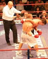 Haye undercard13 Ringside Boxing Report: The Haymaker David Haye v Giacobbe Fragomeni