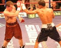 Haye undercard4 Ringside Boxing Report: The Haymaker David Haye v Giacobbe Fragomeni