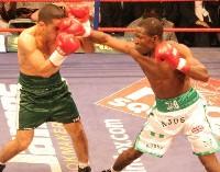 Haye undercard6 Ringside Boxing Report: The Haymaker David Haye v Giacobbe Fragomeni
