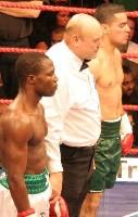 Haye undercard8 Ringside Boxing Report: The Haymaker David Haye v Giacobbe Fragomeni