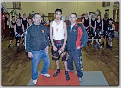 Heartlands Hobsmoat ABC21 Boxing In Britain: Heartlands HobsMoat ABC In The Spotlight