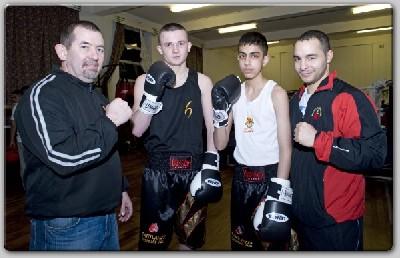 Heartlands Hobsmoat ABC31 Boxing In Britain: Heartlands HobsMoat ABC In The Spotlight