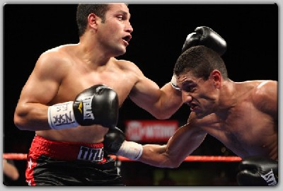 HernandezvsAnchondo1 Showtime Boxing: Hernandez Stops Anchondo On ShoBox