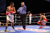 HoltvsTorres1 Boxing Result: Holt Wins Rematch With Torres In A Whirlwind Thriller