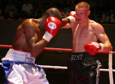 Ringside Boxing Report: Rob Hunt vs. Jason Nesbitt