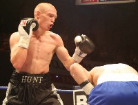 Hunt Taylor2 Ringside Boxing Report: Colin Lynes   Young Mutley