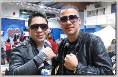 Israel Vasquez1 Exclusive Boxing Interview: Israel El Magnifico Vasquez