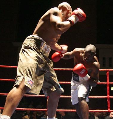 Ringside Boxing Report: Joey Vegas vs. JJ Ojuederie
