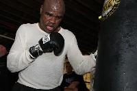 Johnson1 Boxing Workout Quotes: Antonio Tarver, Clinton Woods, Glen Johnson & Chad Dawson