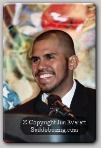 Juan  Diaz1 Exclusive Boxing Interview: Juan Diaz