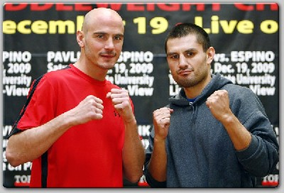 Kelly Pavlik Miguel Espino1 Boxing Quotes: Kelly Pavlik vs. Miguel Espino