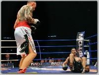 Kessler Perdomo1  Showtime Boxing: Kessler, Ward Stop Opponents 5,000 Miles Apart