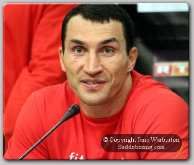 KlitschkoChagaev PC21 Klitschko Chagaev Post Fight Conference: Haye Has a Big Dirty Mouth