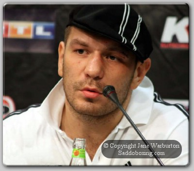 KlitschkoChagaev PC31 Klitschko Chagaev Post Fight Conference: Haye Has a Big Dirty Mouth
