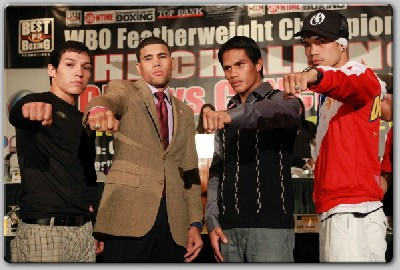 LopezvsConcepcion1 Showtime Boxing: Lopez vs. Concepcion This Saturday In Puerto Rico