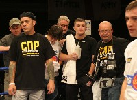 Macklin Udalov7 Ringside Boxing Report: Colin Lynes   Young Mutley
