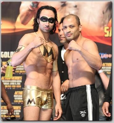 MalignaggiCottoWeighIn1 Boxing Weights: Erik Morales vs. Marcos Maidana