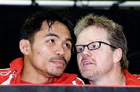 Manny Pacquaio1 Ringside Boxing Report: Erik Morales   Manny Pacquiao