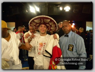 MartinezTorres31 Ringside Boxing Report: Leo Martinez vs. Joelo Torres
