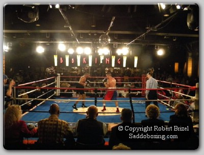 MartinezTorres5 Ringside Boxing Report: Leo Martinez vs. Joelo Torres