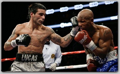 Matthysse Judah1 Boxing Result: Judah Squeaks By Matthysse In Newark