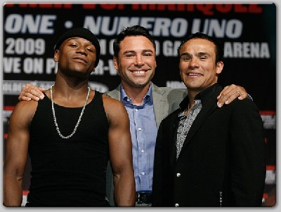 MayweatherMarquez21 Pound For Pound Boxing King Mayweather Will Face Marquez July 18