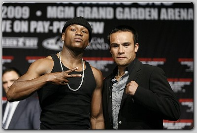 MayweatherMarquez31 Pound For Pound Boxing King Mayweather Will Face Marquez July 18
