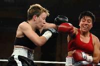 McCarter Martinez2 Ringside Boxing Report: Layla McCarter   Angelica Martinez