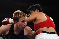 McCarter Martinez3 Ringside Boxing Report: Layla McCarter   Angelica Martinez