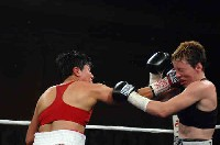 McCarter Martinez4 Ringside Boxing Report: Layla McCarter   Angelica Martinez