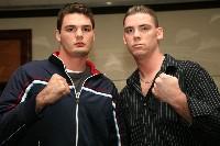 Merrone vs Farrell Boxing Quotes: Arnaoutis, Holt, Merrone & Farrell