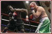 Ringside Boxing Report: Hercules Kyvelos   Frank Houghtaling