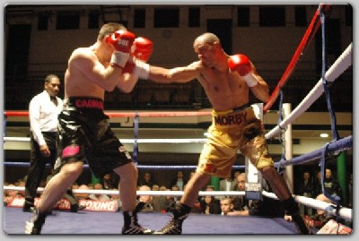 MorbyCadman7781 Boxing Result: Morby vs. Cadman Ends In Draw At York Hall