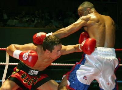 Ringside Boxing Report: Young Mutley vs. Sergejs Savrinovics