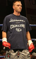 Muttley Lynes1 Ringside Boxing Report: Colin Lynes   Young Mutley