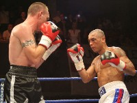 Muttley Lynes10 Ringside Boxing Report: Colin Lynes   Young Mutley