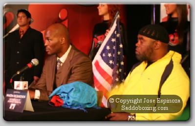 Naazim Richardson1 Exclusive Boxing Interview: Naazim Richardson