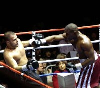 Nakash Lavender 2 Ringside Boxing Report: Joey Abell   Louis Monaco/Chazz Witherspoon   Earl Ladson