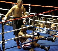 Nakash Lavender 5 Ringside Boxing Report: Joey Abell   Louis Monaco/Chazz Witherspoon   Earl Ladson