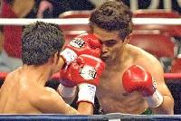 Nino Villoria11 Ringside Boxing Report: Erik Morales   Manny Pacquiao