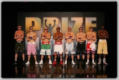 PRIZEFIGHTER LTHEAVIES2 GROUP91 Matchroom Boxing: Prizefighter Contestants In Sky Sports Spotlight