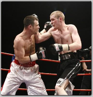 PRIZEFIGHTER6 FNL BRAWLEY BURKE31 Matchroom Boxing: Ryan Brawley Wins Lightweight Prizefighter
