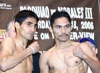 Pacquiao Morales Manny Pacquiao Vs Erik Morales 3 III