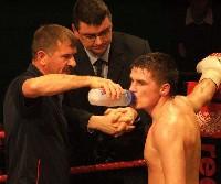 Paul Porter Gareth Perkins21 Ringside Boxing Report: The Haymaker David Haye v Giacobbe Fragomeni
